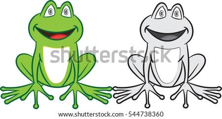 162 best Frog Clip Art images on Pinterest  Frogs