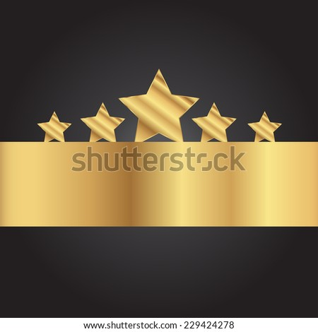 Vector illustration of  label sign with space for your text - stock vector