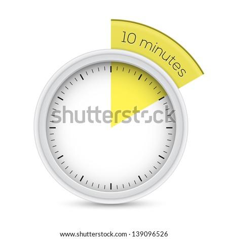 10 mintue timer