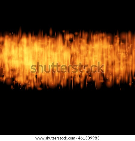 Vector illustration of motion light and dark horizontal lines. Vector technology backdrop for cover magazine, banner, catalog, web and advertisement.