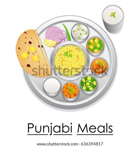 Punjabi Food Stock Images, Royalty-Free Images & Vectors ...