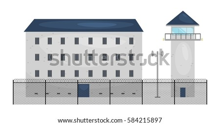 Prison Exterior Stock Images Royalty Free Images
