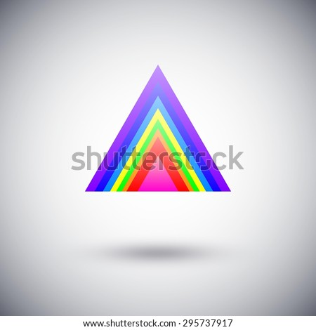 from Boston gay symbol triangle