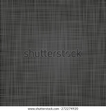 Vector illustration of realistic linen texture.Gray background