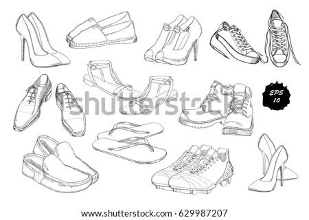 Free Downloadable Womens House Shoe Pattern