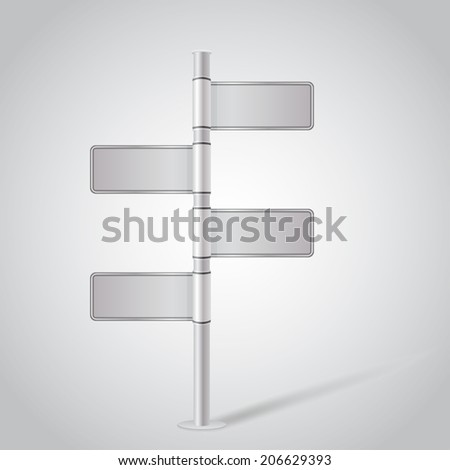 metal sign post stock photos royalty free images vectors