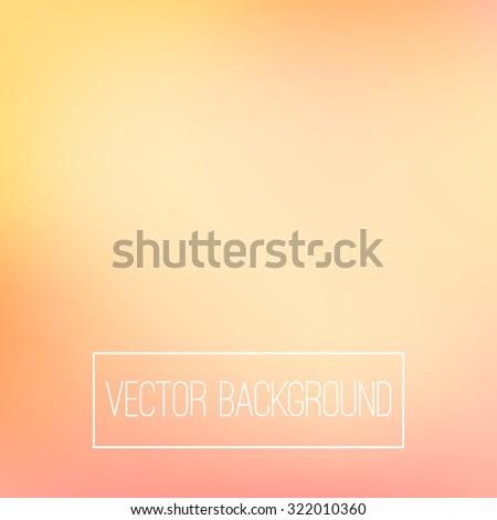 Vector illustration of soft striped colored abstract background.  Modern lights background. Eps 10. unfocused style - stock vector