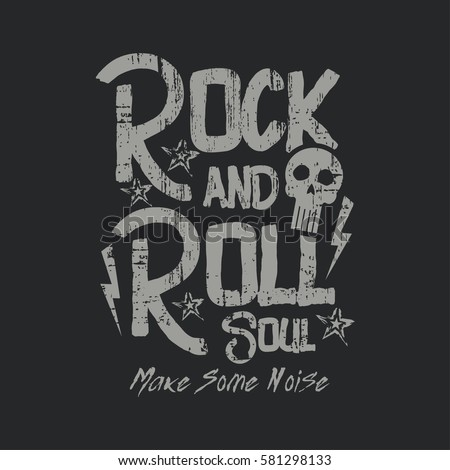 Rock And Roll Background Themes For Flyers Pike Productoseb Co
