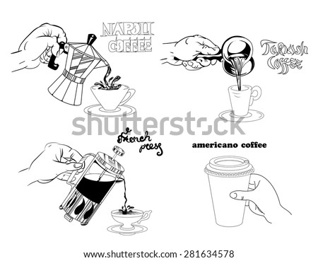592827329 additionally Hand Drawn Restaurant Poster Vector 255608890 as well Ricatech Platenspeler as well Kitchen Appliances Kitchen Symbols Gg63434400 furthermore Detail. on coffee maker cover