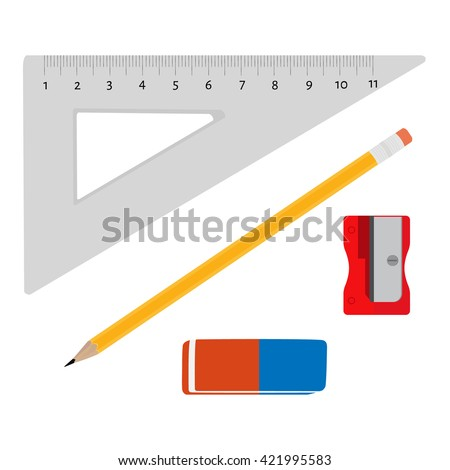 how to use eraser tool on vector