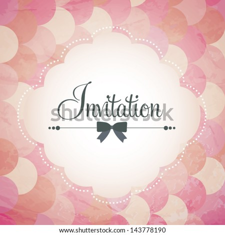 stock vector vector illustration wedding invitation card seamless pattern can be used for wallpaper web page 143778190 vector illustration wedding invitation card seamless stock vector,Wallpaper For Wedding Invitation