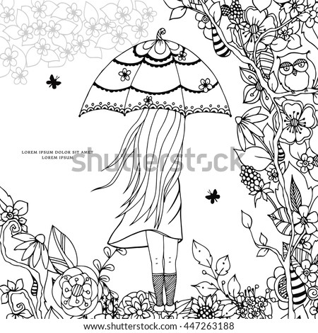 Anti Stress Coloring Book Stock Images, Royalty-Free Images ...
