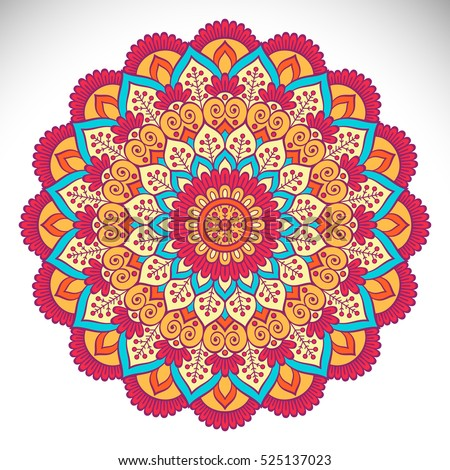 Indian Mandala Stock Images Royalty Free Images Amp Vectors