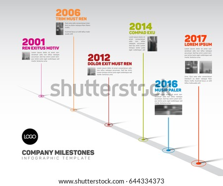 Timeline Stock Images RoyaltyFree Images  Vectors  Shutterstock