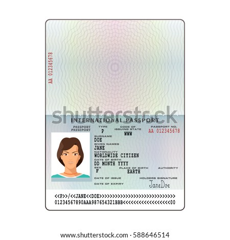 Passport Stock Images RoyaltyFree Images  Vectors  Shutterstock