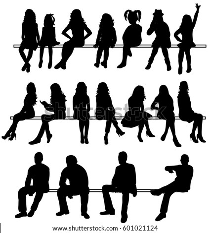People Sitting Stock Images Royalty Free Images Amp Vectors