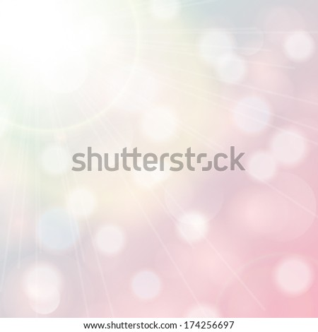 Vector joy colorful Holiday background.