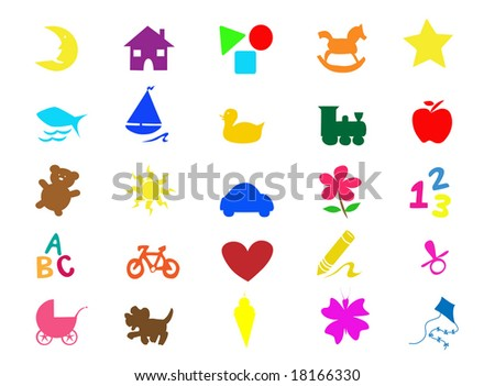 Kids Stuff Logo Vector Kids Stuff