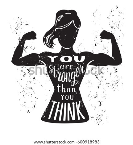 Bodybuilder Silhouette Stock Images Royalty Free Images