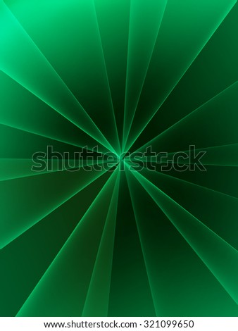 vector lines of light - stock vector