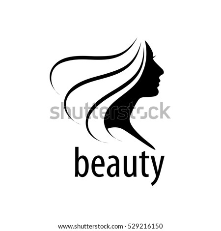 Vector Logo Beauty Stock 529216090