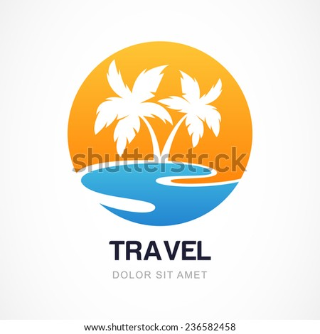 Beach Logo Stock Images, Royalty-Free Images & Vectors | Shutterstock