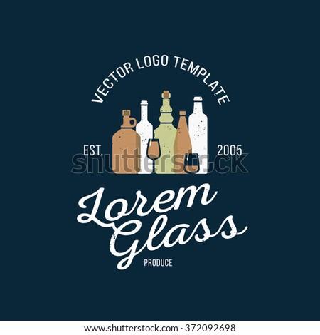 Alcoholic Drinks Logo