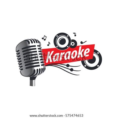 Karaoke Imgenes Pagas Y Sin Cargo Vectores En Stock