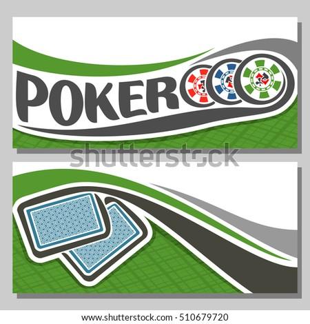 Vector Logo Poker Black Jack Playing Stock Vector 551368081 ...