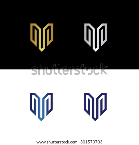 letter m logo letter m logo stock images royalty free images amp vectors 138