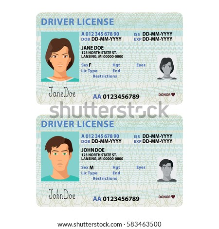 Driver License Stock Images, Royalty-Free Images & Vectors ...