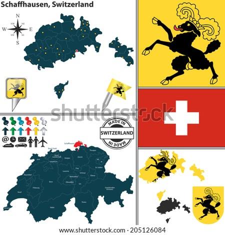 Schaffhausen Border Stock Images RoyaltyFree Images Vectors