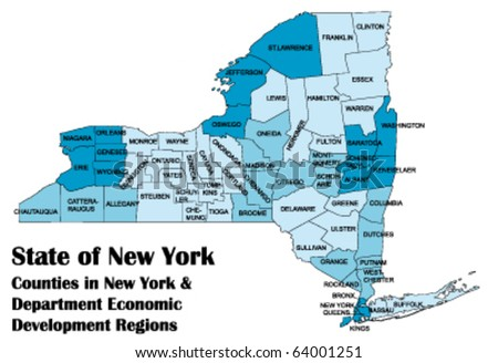 New York State Map Stock Images RoyaltyFree Images Vectors - Maps ny state