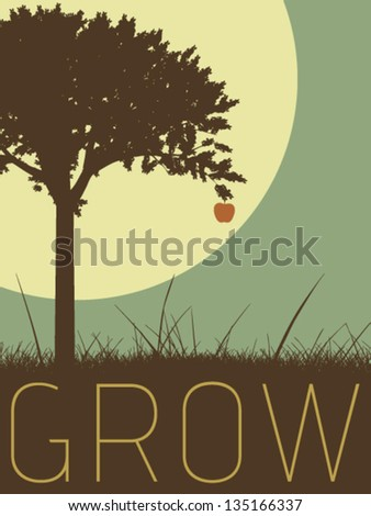Vector Minimal Design - Grow