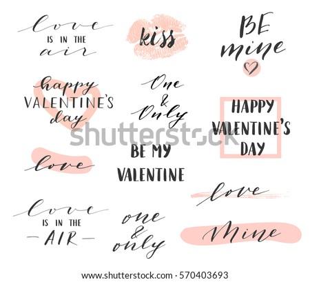 Be My Valentine f nyk pek jogd jmentes k pek s vektork pek – Phrases for Valentines Cards