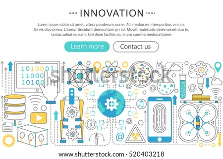 Innovation stock images royalty free images vectors for Innovative design company