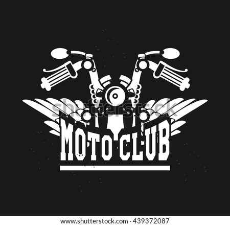 motorcycle logo stock images royaltyfree images