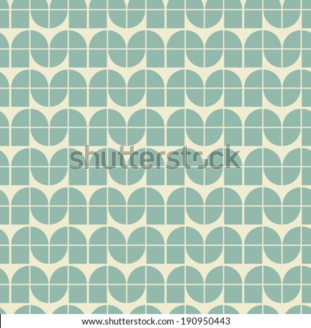 Vector neutral geometric background, ornament abstract seamless pattern.