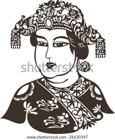 Vector of Artistic Traditional Chinese Pattern