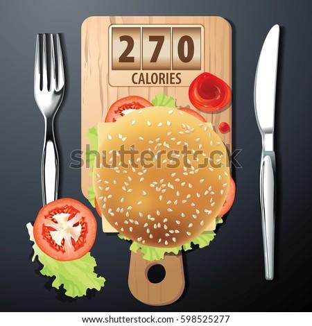 hamburger illustration stock images royalty free images vectors shutterstock. Black Bedroom Furniture Sets. Home Design Ideas
