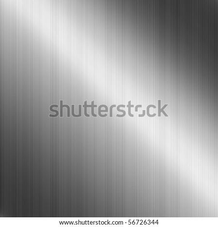 Vector of metal background. - stock vector