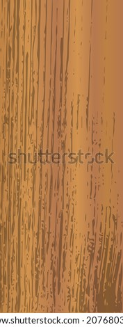 vector of the wood texture, wood background - stock vector
