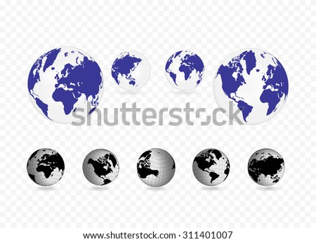 Vector of World Map