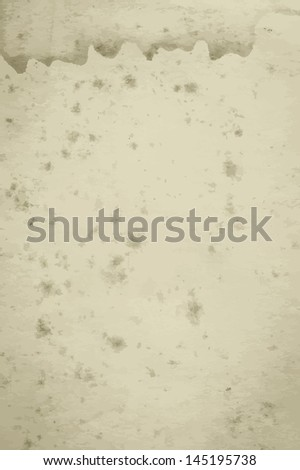 vector old paper textures - stock vector