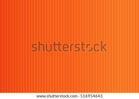 Vector Orange background with stripes