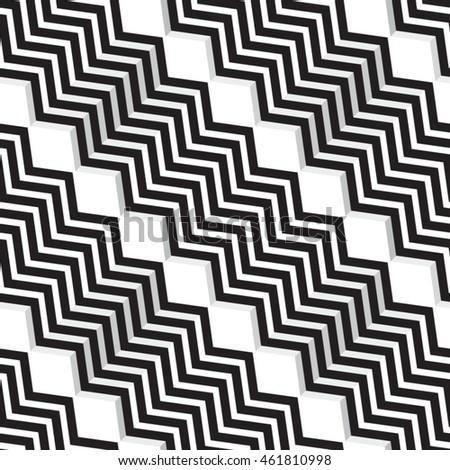 Vector pattern. Geometric diagonal background