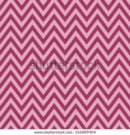 Vector pattern with zigzag