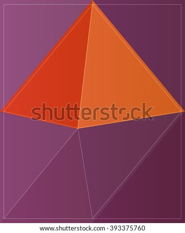 vector polygon backdrop texture triangle mosaic abstract