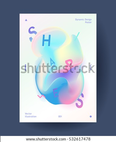 Vector Illustration In Rank M Rank Vector Poster Templates With