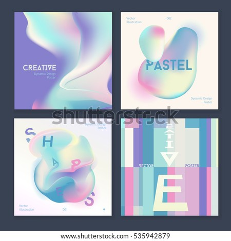 Vector poster templates paint splash abstract stock vector 2018 vector poster templates with paint splash abstract background for business posters and placards mobile accmission Images
